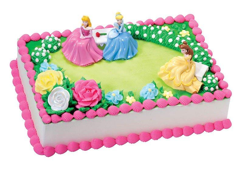 Disney Princess Garden
